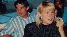 'Saí com menos 2 kg', diz Xuxa sobre 'primeira vez' com Ayrton Senna