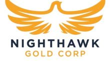 Nighthawk Increases Bought Deal Private Placement Financing to $11 Million