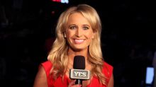 Sarah Kustok promoted to Brooklyn Nets color analyst, breaking an NBA barrier