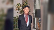 Law Kar Ying underwent prostatectomy after finding cancer cells