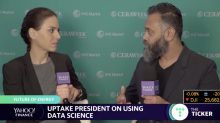 Uptake President on Using Data Science In the Energy Industry