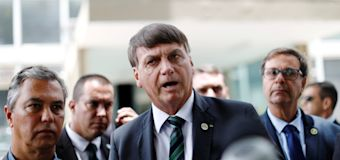 Leite condensado: Bolsonaro ataca imprensa