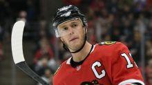 Blackhawks place Jonathan Toews on long-term injured reserve