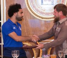 Mohamed Salah given honorary citizenship of Chechnya by strongman ruler accused of human rights abuses