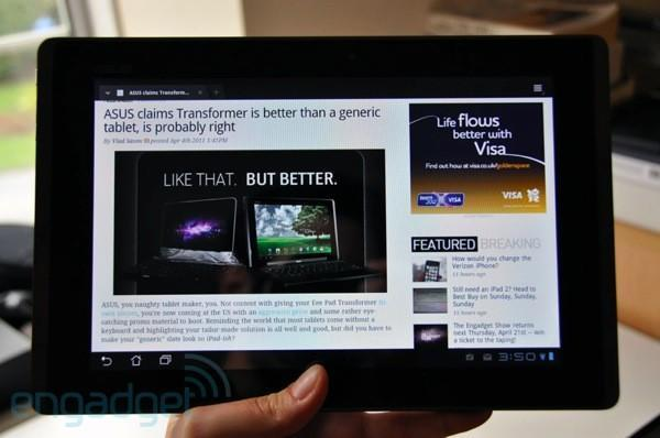ICS update for Eee Pad Transformer delayed (again) until March