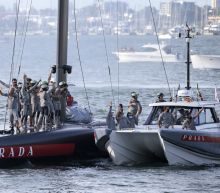 Racing in 36th America's Cup cleared to begin next week