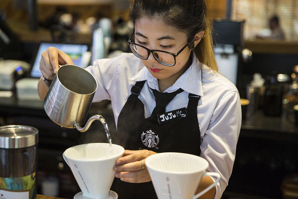 starbucks global issues