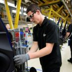 UK Feb factory output grows at slowest pace since May - PMI