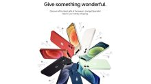 Apple's in a Christmas mood with Apple Store gift guide, Mariah Carey special (VIDEO)
