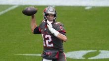 Brady, Barrett lead Buccaneers past  Broncos 28-10