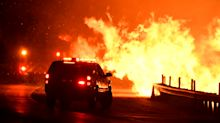 PHOTOS: California wildfires force evacuations
