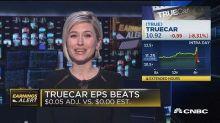 TrueCar beats the Street