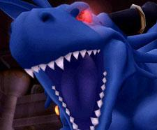 English-subtitled Blue Dragon released in Asia