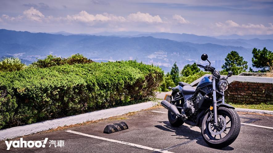 展現難以置信的靈活輕鬆!2020 Honda日系美式車型Rebel 500新北山區試駕! - 20