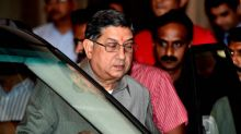 N Srinivasan attends BCCI's SGM, slams COA for agreeing to ICC's new revenue model