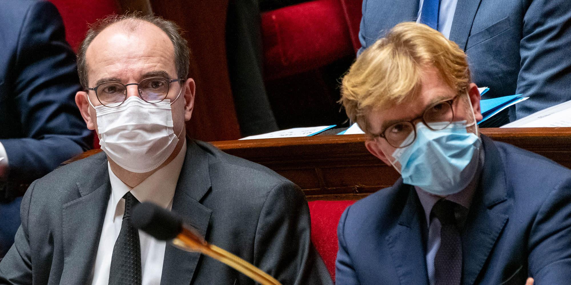 """Le ministre Marc Fesneau sur la loi sécurité globale : """"Nous avons encore des mois de travail devant nous"""""""