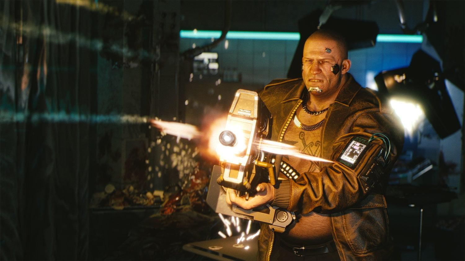Cyberpunk 2077' E3 build used a hefty PC, but can your