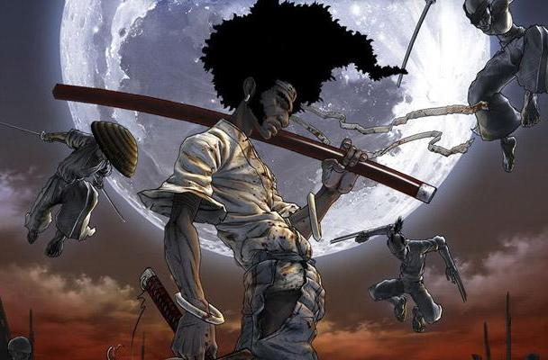 Afro Samurai sequel announced for consoles and PC