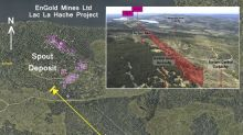 EnGold Engages SRK to Complete Resource Estimates at Spout and G1 Copper Zones