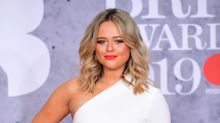 Emily Atack appears to confirm she is in a relationship