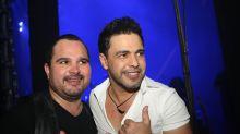 Zezé Di Camargo & Luciano prometem hits de 29 anos de carreira em live