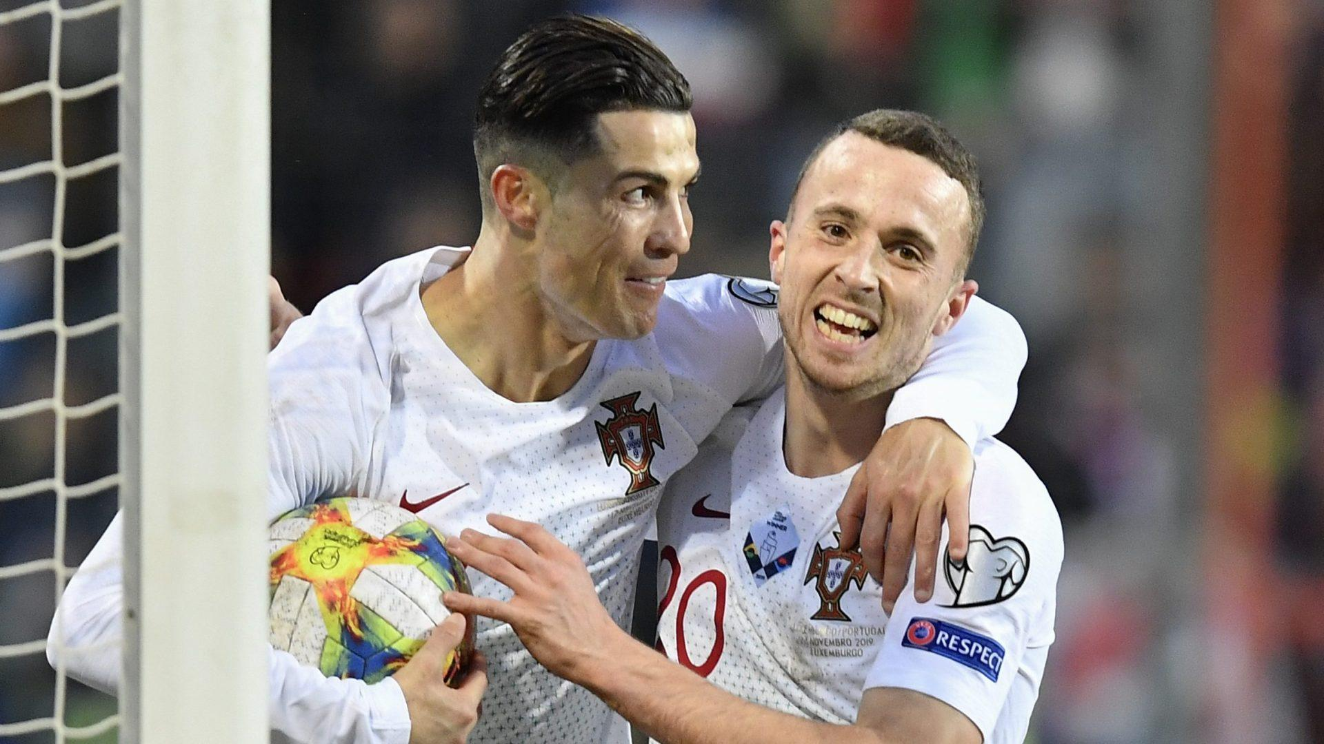 Defending champs Portugal qualify for EURO 2020