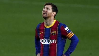 Messi in hot water over reported barbecue