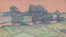 Vincent Van Gogh exhibition to open as original watercolour revealed
