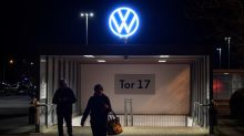 Volkswagen burning through $2.2 billion a week as coronavirus halts production - CEO