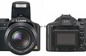Panasonic's Lumix DMC-FZ50 10 megapixel shooter