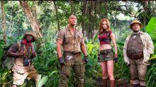 Karen Gillan's 'Jumanji: Welcome to the Jungle' Costume Explained, but Does the Reason Make It Okay?