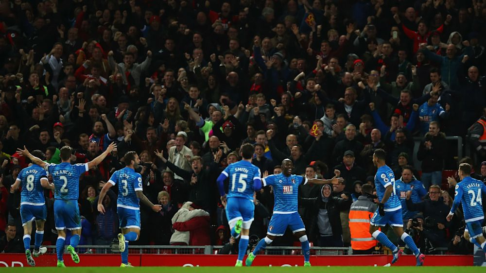 Liverpool 2 Bournemouth 2: In-form King stuns Reds late on