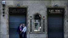 Italien erwartet dieses Jahr wegen Corona-Krise Wirtschaftseinbruch um 8,3 Prozent