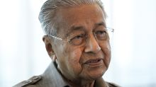 Mahathir says remarks on French attacks taken out of context