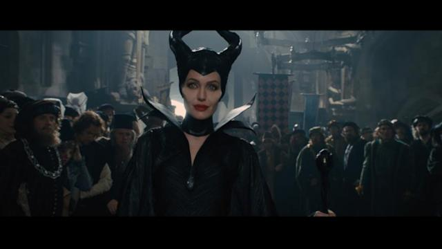 What 'Maleficent' Scene Did Angelina Jolie Call 'Hard Work'?