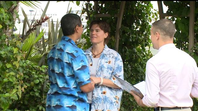 California High Court Rejects Clerk`s Bid To Stop Gay Marriages