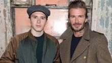 Brooklyn Beckham reveals first ever tattoo following in dad David's footsteps