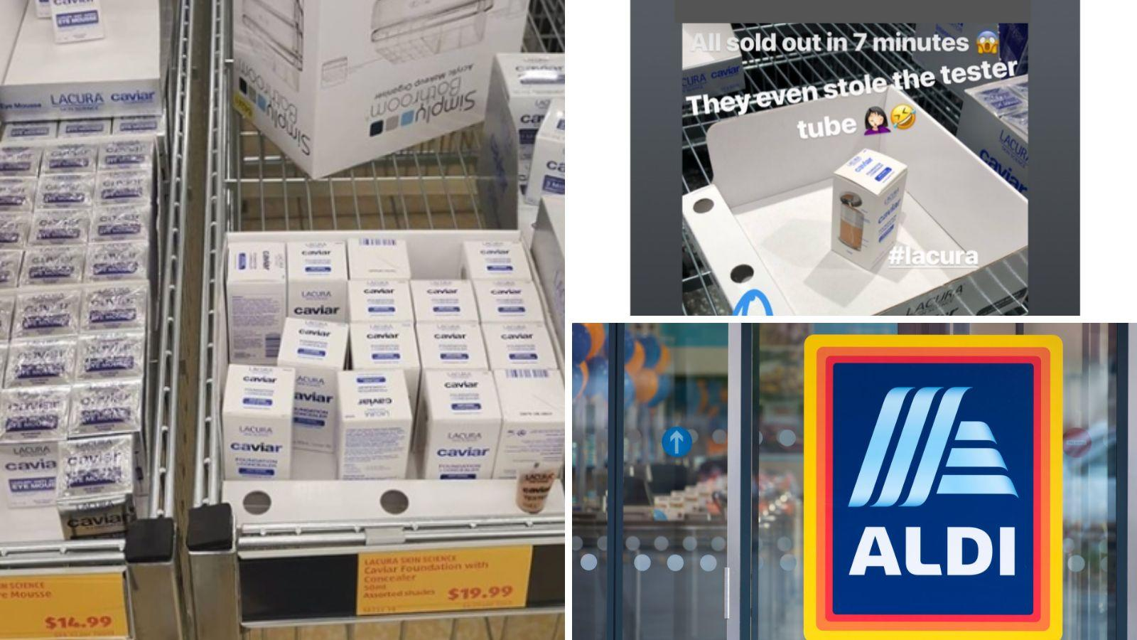 Aldi's hottest special buys item yet sells out in MINUTES