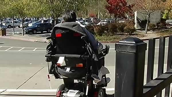 Woman in wheelchair kicked off paratransit bus