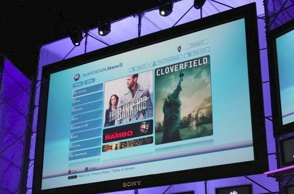 Playstation Network gets movie / TV download service, single sign-on across devices