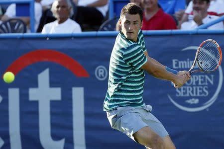 Tennis: Citi Open-Tomic v Gonzalez