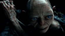 Andy Serkis reading Donald Trumps tweets as Gollum is magnificent