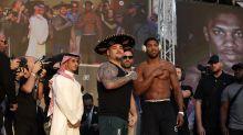 Blanqueo de imagen rodea pelea Ruiz-Joshua en Arabia Saudita
