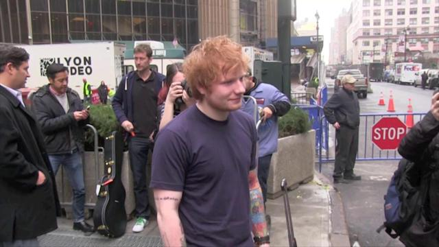Ed Sheeran Speaks Out About His 'Relationship' With Taylor Swift