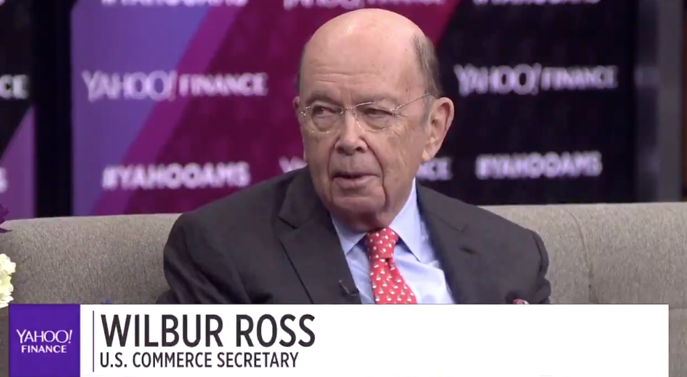 Wilbur Ross: 'The issues with China are not just tariffs'