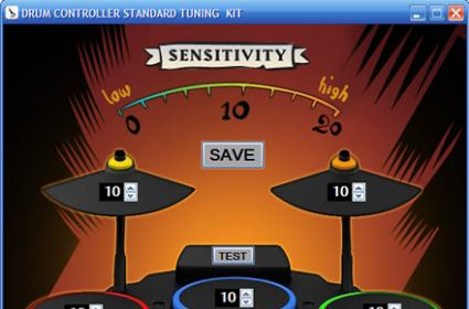Activision gives sensitivity training to Guitar Hero: World Tour drums