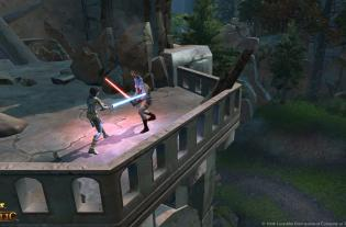 BioWare chooses HeroEngine for SWTOR development
