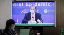 U.S.'s Azar says any U.S. vaccine would be shared once U.S. needs met