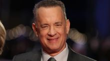 Tom Hanks sings 'Happy Birthday' to a fan after chance encounter at restaurant