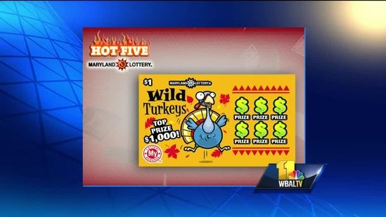 Lottery's Hot Five sizzles